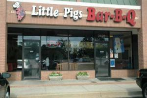 Little Pigs Bar-B-Q in Greer, SC