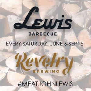 John Lewis and Revelry Brewery
