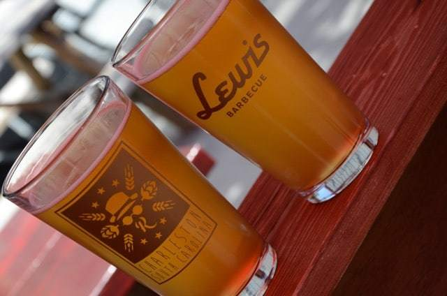 """Revelry Brewing's """"Lean or Fat"""" Beer"""